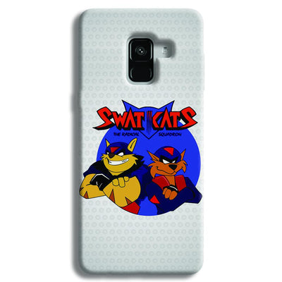 Swat Cats Samsung Galaxy A8 Plus Case