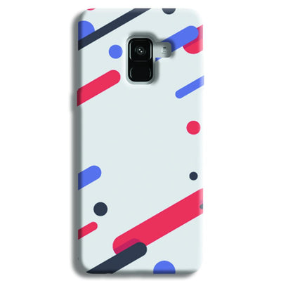 Geometric Samsung Galaxy A8 Plus Case