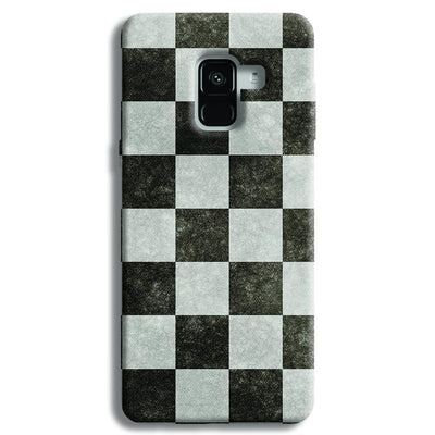 Checkered  Samsung Galaxy A8 Plus Case