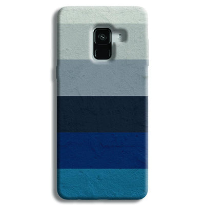 Greece Hues Samsung Galaxy A8 Plus Case