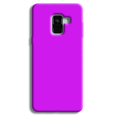 Pink Shade Samsung Galaxy A8 Plus Case
