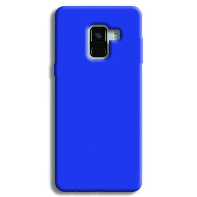 Dark Blue Samsung Galaxy A8 Plus Case