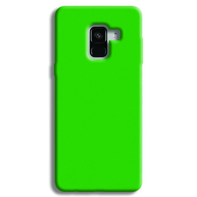 Dark Green Samsung Galaxy A8 Plus Case