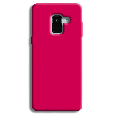 Shade of Pink Samsung Galaxy A8 Plus Case