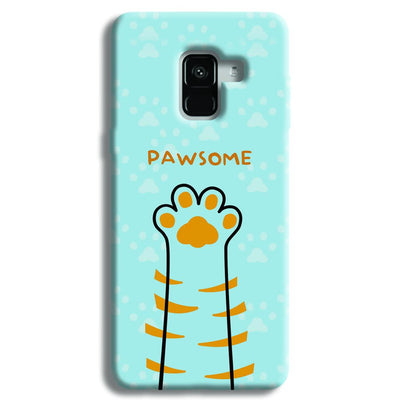 Pawsome Samsung Galaxy A8 Plus Case