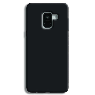 Dark Grey Samsung Galaxy A8 Plus Case