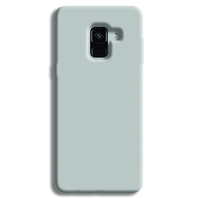Light Grey Samsung Galaxy A8 Plus Case