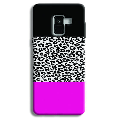 Leopard Samsung Galaxy A8 Plus Case