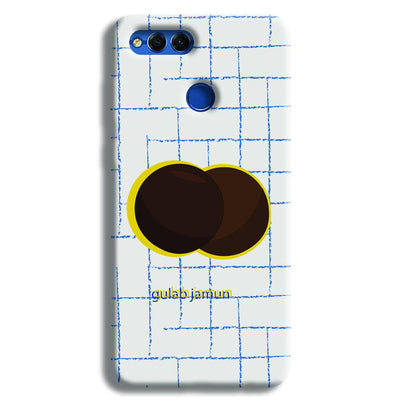 Gulab Jamun Honor 7X Case