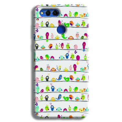 Birdies Honor 7X Case