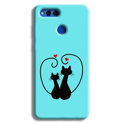 Cat Love Honor 7X Case