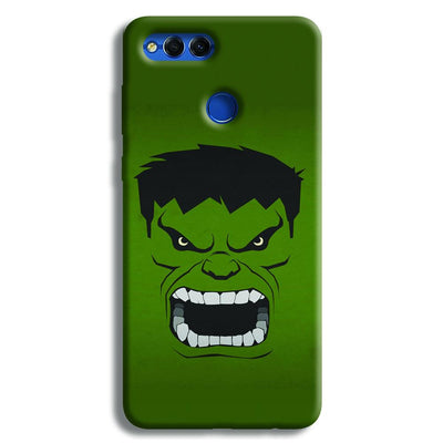 Hulk Power Honor 7X Case