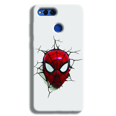 Spider Man Honor 7X Case