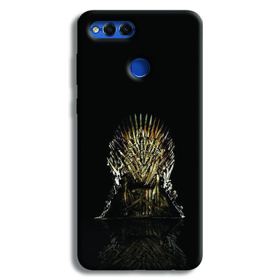 Black Iron Thrones Honor 7X Case