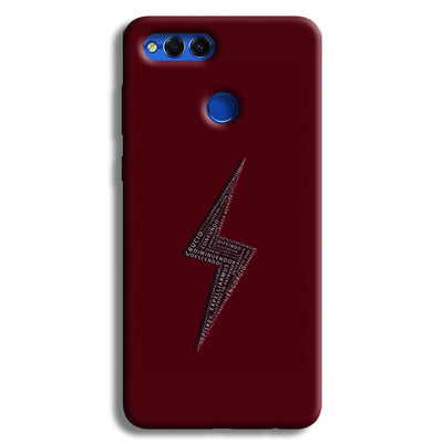 Harry Potter Honor 7X Case