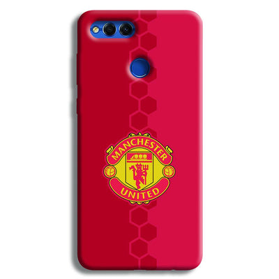 Manchester United Honor 7X Case