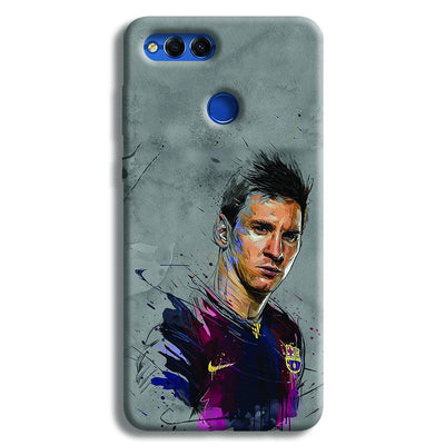 Messi Grey Honor 7X Case