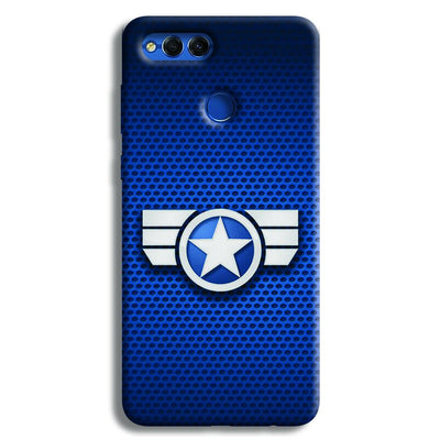 Captain America Secret Avengers Honor 7X Case