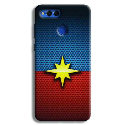 Captain Marvel Honor 7X Case