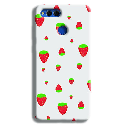 Strawberry Honor 7X Case