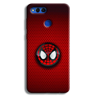 Spider Man Logo Honor 7X Case