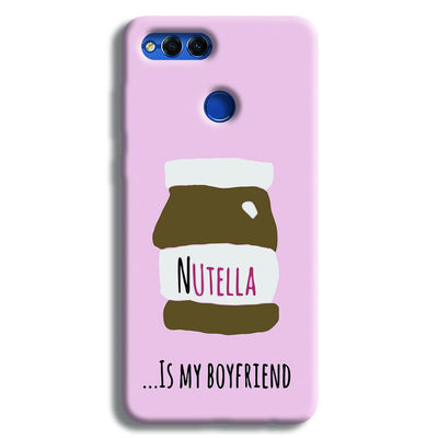 Nutella Honor 7X Case