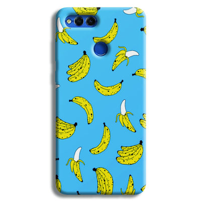Banana surface Honor 7X Case