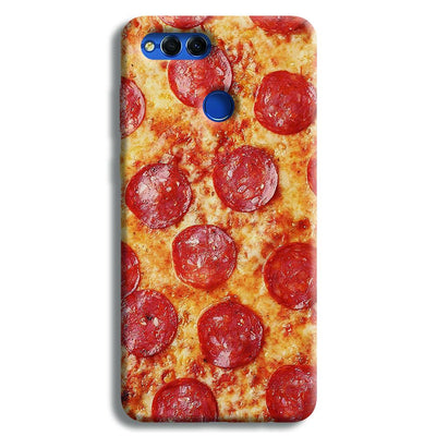 Pepperoni Pizza Honor 7X Case