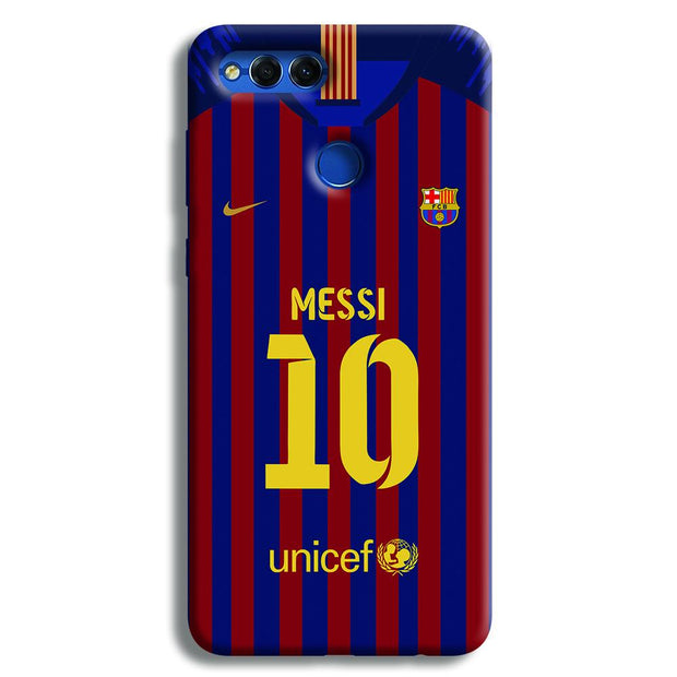Messi (FC Barcelona) Jersey Honor 7X Case