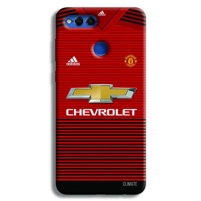 Manchester United Jersey Honor 7X Case