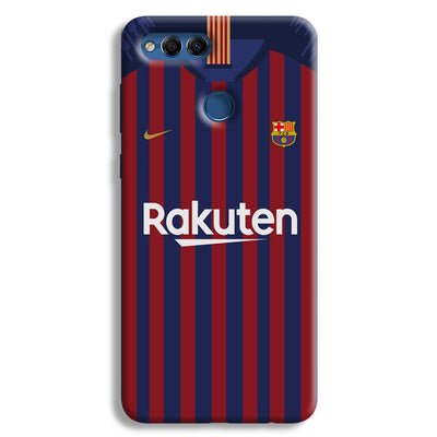 Barcelona Home Honor 7X Case