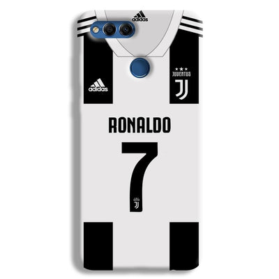 Ronaldo Juventus Home Honor 7X Case