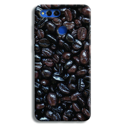 Coffee Beans Honor 7X Case