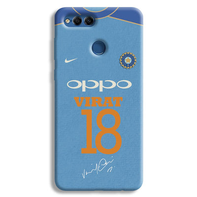 Virat Kohli Jersey Honor 7X Case