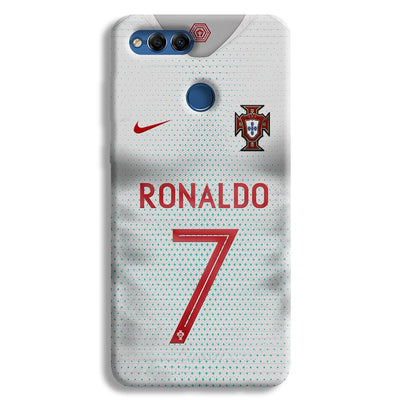 Ronaldo Portugal Jersey Honor 7X Case
