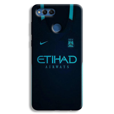 Manchester City Away Jersey Honor 7X Case