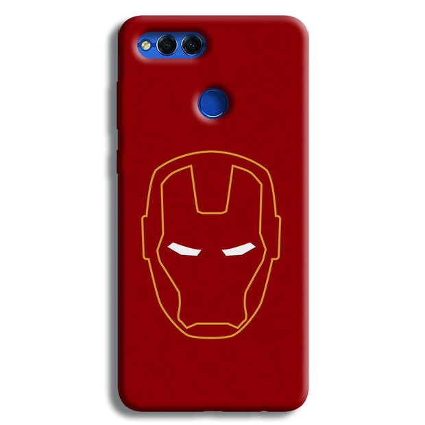 Iron Man Honor 7X Case