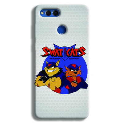 Swat Cats Honor 7X Case