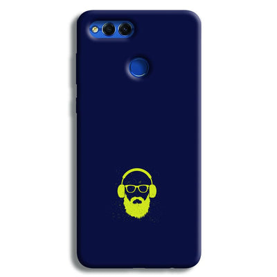 Bearded Man Honor 7X Case