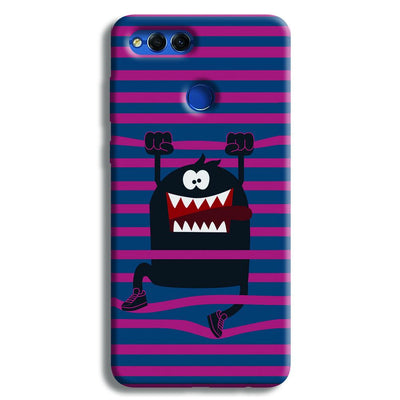 Laughing Monster Honor 7X Case
