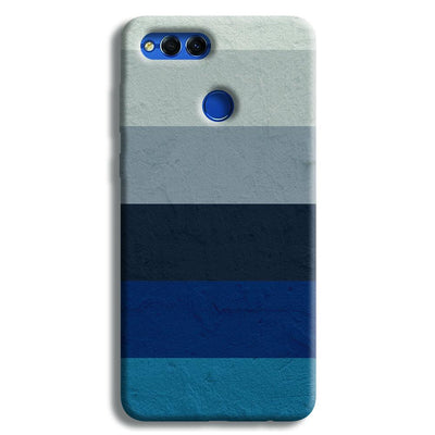 Greece Hues Honor 7X Case