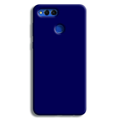 Navy Blue Honor 7X Case