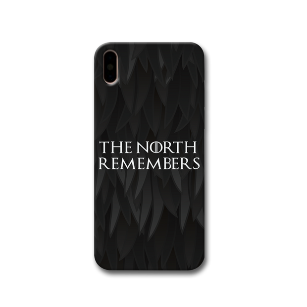 The North Remembers Apple iPhone X Case
