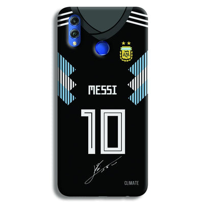 Messi (Argentina) Jersey Honor 8X Case
