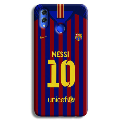 Messi (FC Barcelona) Jersey Honor 8X Case