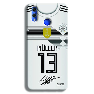 Muller Jersey Honor 8X Case