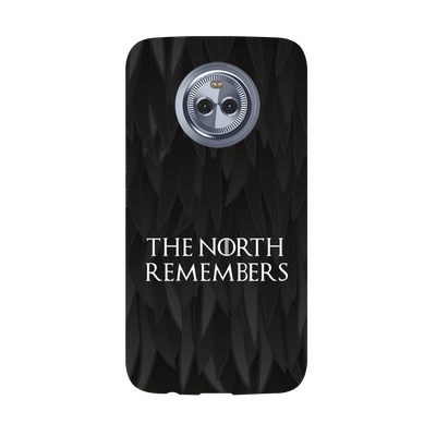 The North Remembers Moto X4 Case