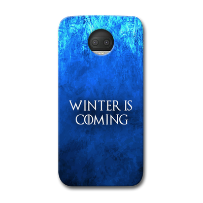 Winter is Coming Moto G5s Plus Case