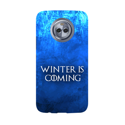 Winter is Coming Moto X4 Case