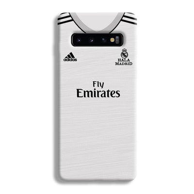 Real Madrid Home Samsung Galaxy S10 Case